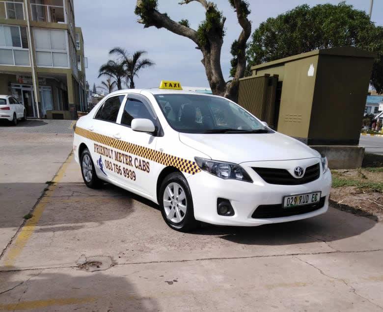 Jeffreys Bay's Friendly Cabs Service